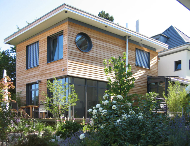 Neubau einfamilienhaus weinheim hallmann for Neubau einfamilienhaus