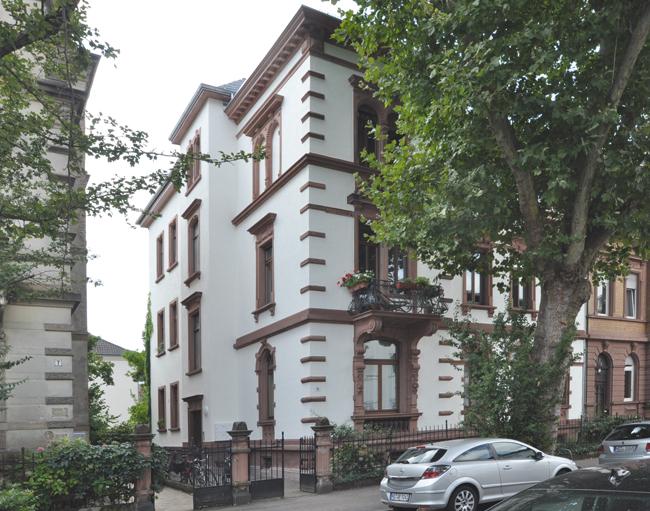 Sanierung denkmalgesch tzes mehrfamilienhaus heidelberg hallmann schneiderhallmann schneider - Architekturburo heidelberg ...